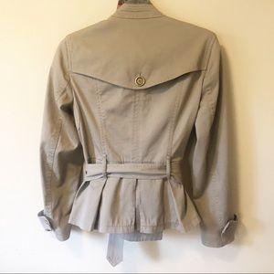 Burberry Jackets & Coats - Burberry Short Trench Coat